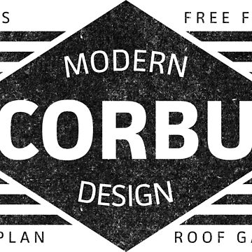 Modern Design - Corbusier by bobborson
