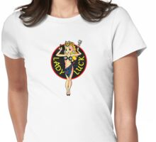 Lady Luck Womens Fitted T-Shirt
