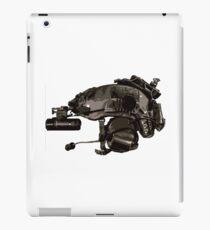 Tactical Brainbucket  iPad Case/Skin