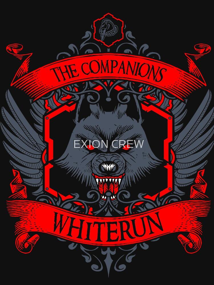 The Companions - Whiterun by exionstudios