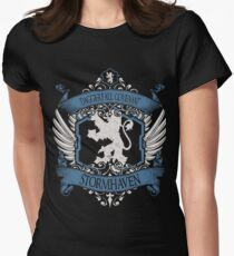 Daggerfall Covenant - Stormhaven Women's Fitted T-Shirt