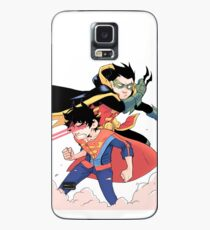 DC Supersons Case/Skin for Samsung Galaxy