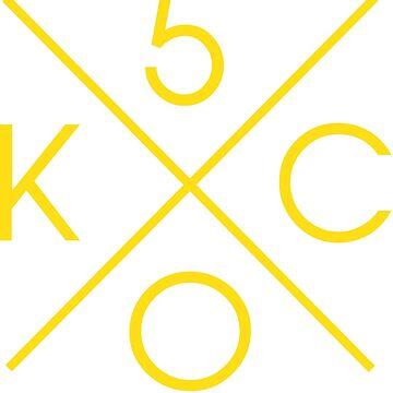 KC Royals 50th Season Swag by SkipHarvey