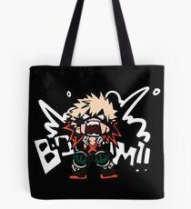 Mon héros universitaire: Katsuki Bakugo - BOOOM !! Tote bag
