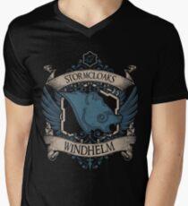 Stormcloaks - Windhelm V-Neck T-Shirt