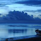 BLUE HOUR by mc27