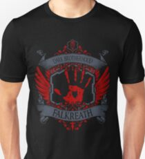 Dark Brotherhood - Falkreath Slim Fit T-Shirt