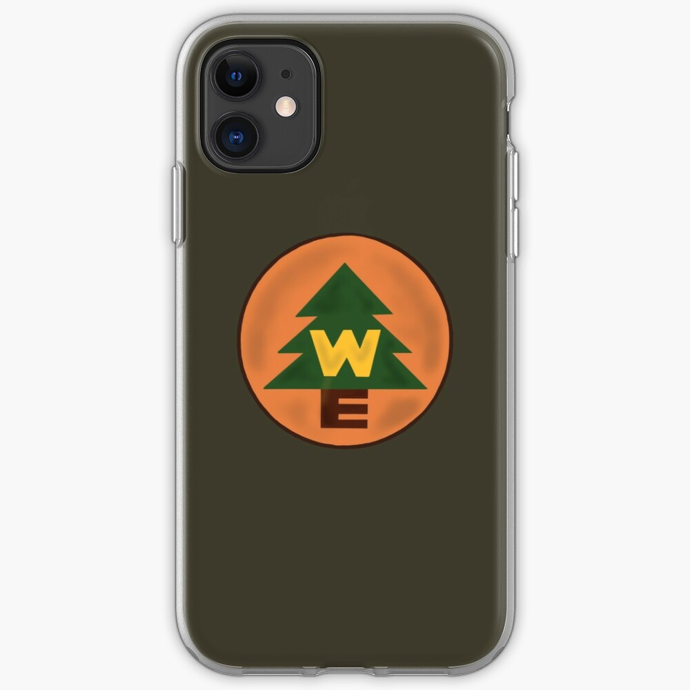 WILDERNESS EXPLORER 2 iphone case