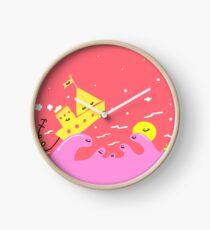 Sailbreezers Clock