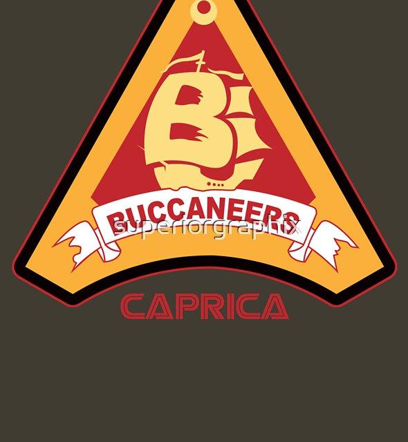 Caprican Buccaneers by superiorgraphix