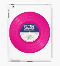 Radiophonic Record iPad Case/Skin