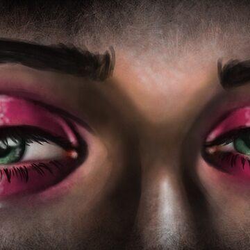Eye C U by SaucyBirb