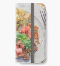 Parmesan Crusted Chicken Breast iPhone Wallet/Case/Skin