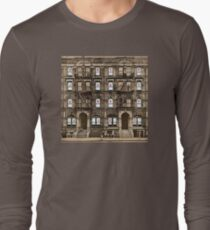 Camiseta de manga larga Zeppelin física