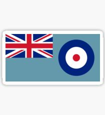 Air Force Ensign of the United Kingdom Sticker