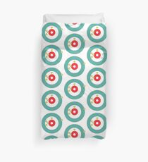 Miracurl on Ice 2018 Duvet Cover