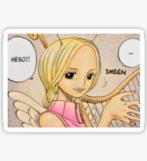 Heso Sticker