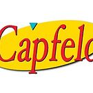 Capfeld Sticker by capperflapper