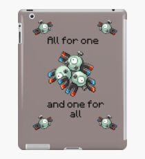 Magneton #82 - All for one and one for all iPad Case/Skin