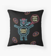 Fantastic Yums  Floor Pillow