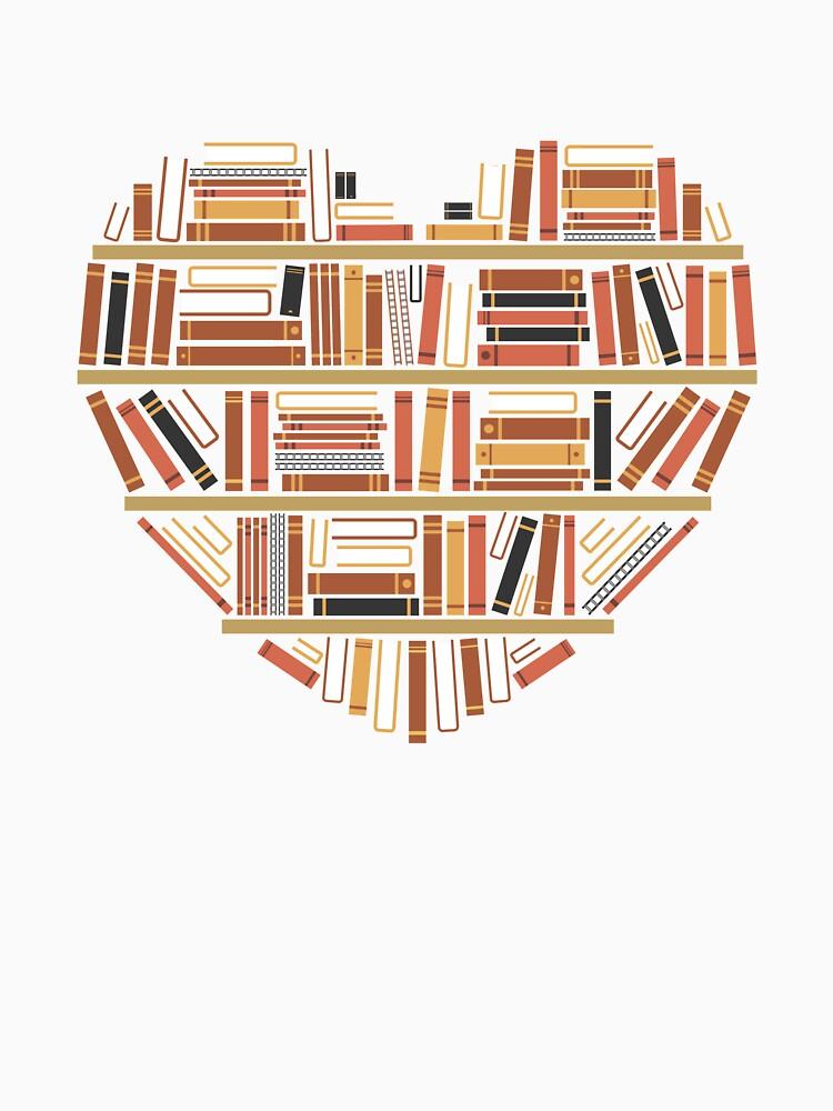 I Herz Bücher von renduh