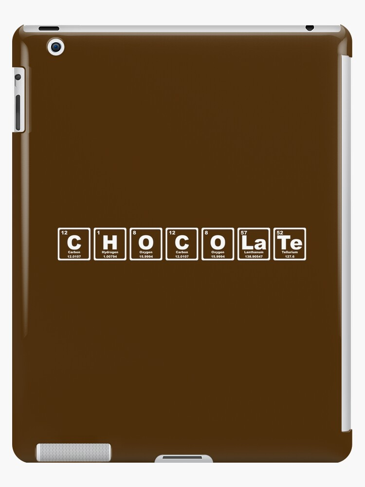 Chocolate - Periodic Table by graphix
