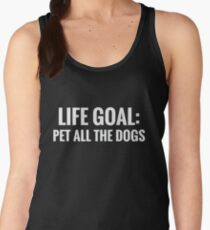 Pet All the Dogs Women's Tank Top