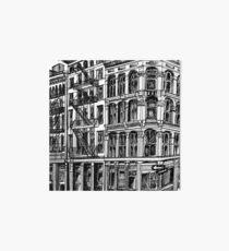 NYC SOHO Art Board