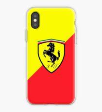 Ferrari Logo Emblem  iPhone Case