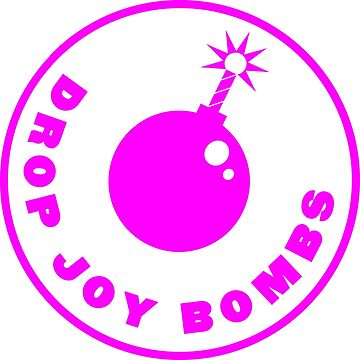 Drop Joy Bombs by downbubble17