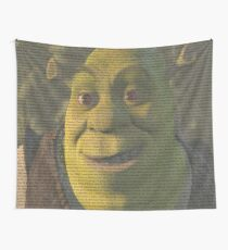 Shrek 2: Electric Boogaloo Tapestry
