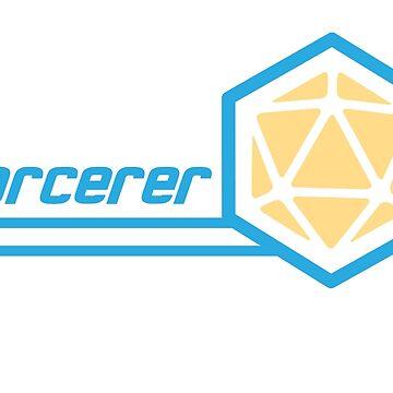 Sorcerer by elmacaroni