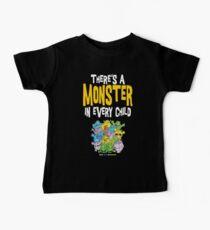 Monster Child Baby Tee
