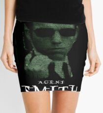 AGENT SMITH Mini Skirt