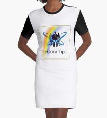 eCom Tips Publication  Graphic T-Shirt Dress