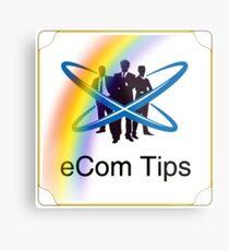 eCom Tips Publication  Metal Print