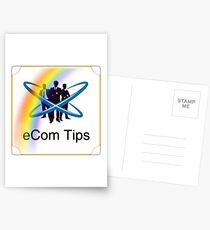 eCom Tips Publication  Postcards
