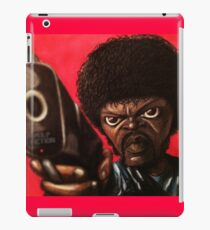 Jules from Pulp Fiction iPad Case/Skin