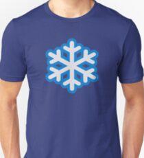 Snow snowflake T-Shirt