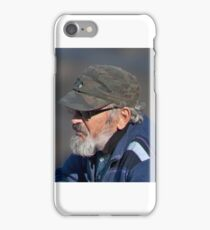 Beard, Shades, And Cap iPhone Case/Skin