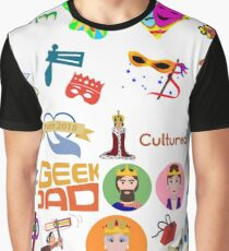 Purim Graphic T-Shirt