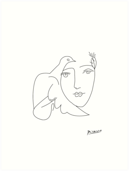PICASSO by eattheworldraw