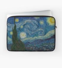 Starry Night- Vincent Van Gogh Laptop Sleeve