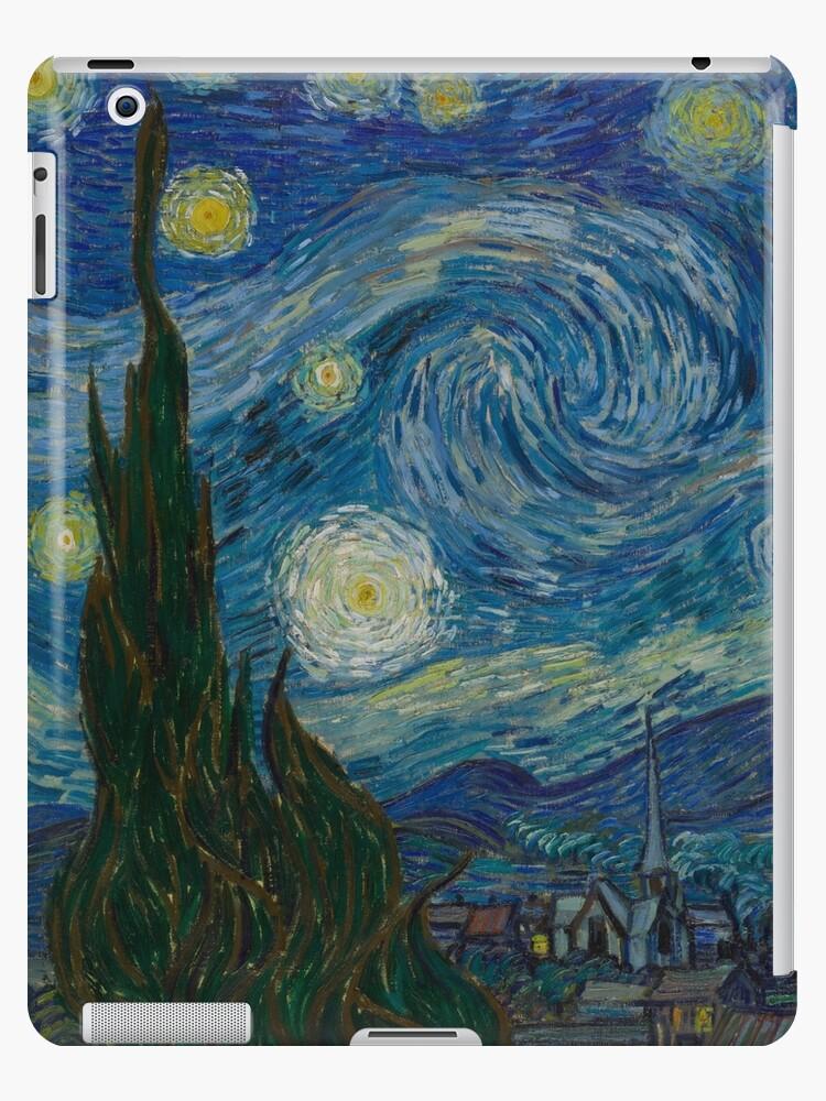 «Noche estrellada - Vincent Van Gogh» de gemgiraffe