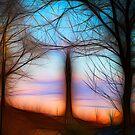 Wainhouse Tower - Abstract by Glen Allen