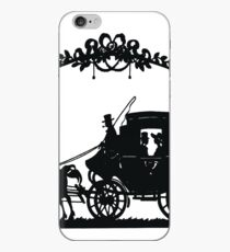 VINTAGE HORSE AND CARRIAGE Pop Art iPhone Case
