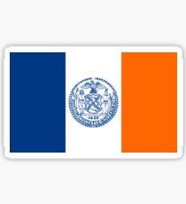 New York Flag Sticker