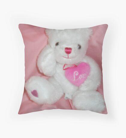 Love Tedess. Throw Pillow