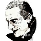 Bela Lugosi by blackregent