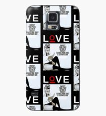 Lettantish Love Case/Skin for Samsung Galaxy